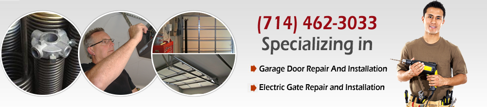 Orange County Garage Door Repair