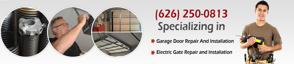 San Gabriel Valley Garage Door Repair